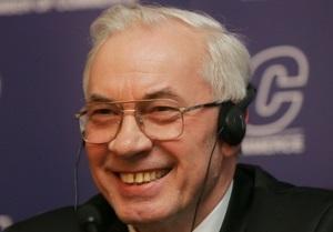 Азаров об инициативе отправить его в отставку: Я улыбаюсь, меня это радует