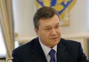 Янукович считает политику внеблоковости адекватным ответом на геополитическую ситуацию