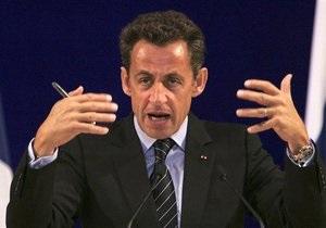 Саркози назвал условия, при которых Франция и Британия нанесут точечные удары по силам Каддафи