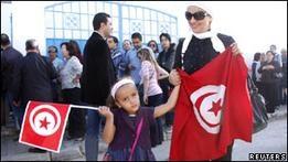 В Тунисе прошли первые выборы после Арабской весны
