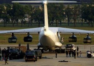 Капитан задержанного в Таиланде Ил-76 заявил, что самолет направлялся в Киев