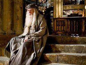 Дамблдор: Я не читал ни одной книги о Гарри Поттере