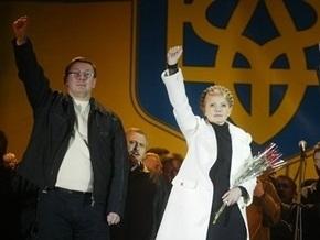 Луценко: Только Тимошенко может остановить Януковича