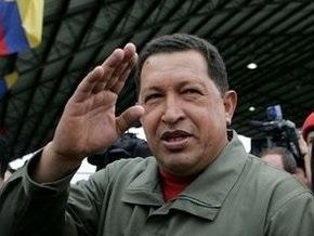Чавес пожелал Обаме победы на выборах