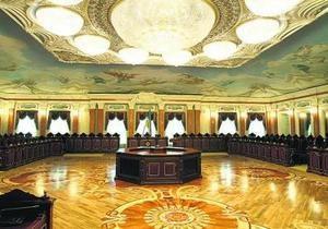 Кабмин выделил на реконструкцию Кловского дворца дополнительно 130 млн гривен