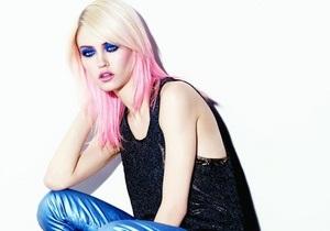 Эксцентричная модель стала лицом одного из крупнейших производителей косметики в мире