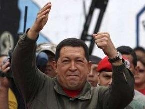 Чавес победил на референдуме