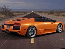 Versace и Lamborghini создадут особую модель родстера