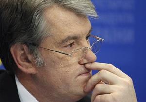 WSJ: Украина может попасть под российское влияние, предупреждает бывший президент
