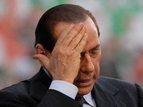 СМИ: Берлускони заболел скарлатиной