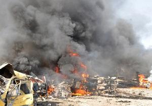 В пригородах сирийской столицы идут ожесточенные бои