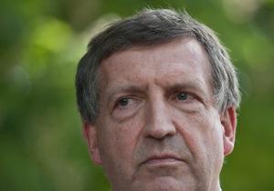Доктор Хармс намерен вывезти пробы крови Тимошенко в Германию