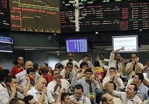Фондовые рынки США падают из-за безработицы