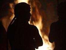 В Москве горело отделение милиции