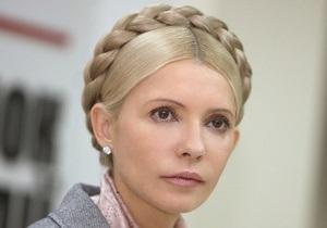 Тимошенко прокомментировала слухи о возбуждении дела против Кучмы
