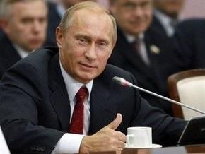 Путину на день рождения подарили тигренка