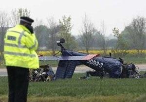 Агитационный самолет cкандального лидера британской партии потерпел крушение