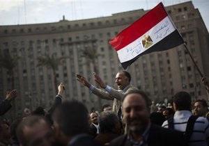 Сторонники Мубарака намерены выйти на улицы городов Египта