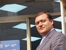 Добкин прибыл в Киев на допрос