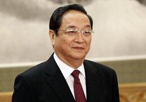 В Китае избрали председателя высшего совещательного органа