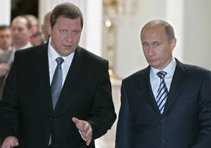 Премьер Беларуси отказался ехать на встречу с Путиным