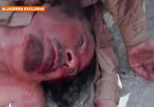ПНС: Каддафи получил смертельное ранение по пути в госпиталь