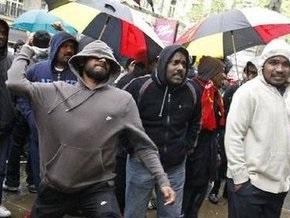 В Лондоне тамилы напали на диппредставительства Шри-Ланки и Индии