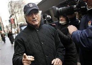 СМИ: Мэдофф был госпитализирован с многочисленными признаками побоев