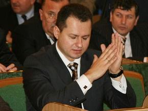 Лидер львовской Нашей Украины попал в ДТП