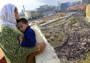 Египет: Задержаны несколько тысяч беглых заключенных. Над Каиром летают истребители