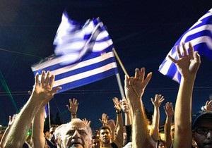Греция утвердила увеличение налогов и сокращение заработных плат