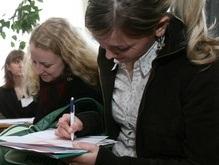 Сегодня пройдет самое массовое тестирование знаний за всю историю Украины