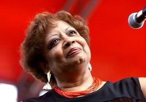 Умерла американская соул-певица Фонтелла Басс