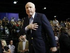 Маккейн признал возможность своего поражения на выборах
