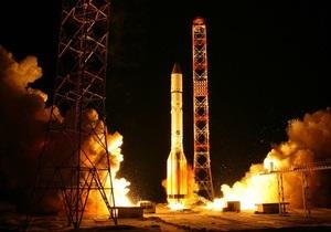 Неудачно запущенные российские спутники стали космическим мусором