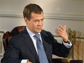 Медведев: Россия обладает достаточной мощью для защиты своих граждан