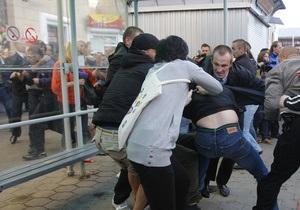 В Минске десятки цыган и кавказцев подрались из-за телефона