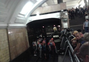 В Москве никакая война не нужна, люди сами задавят друг друга . Свидетельства очевидцев пожара в метро