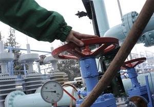 Газ из Словакии в Украину пока не поступал - статистика