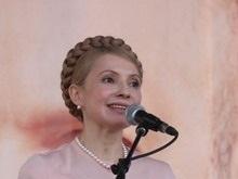 Тимошенко поздравила Ани Лорак с победой