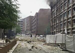 МИД: Украинцы не пострадали от взрыва в центре Осло