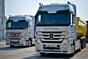 Mercedes-Benz провела семинар для профессионалов грузоперевозок и представила Actros