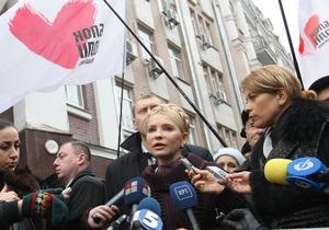 Пшонка: Расследование дела Тимошенко возобновлено по просьбе ее адвоката