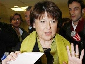 Социалистическая партия Франции избрала лидером женщину