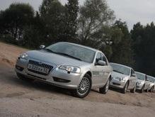 Состоялся первый тест-драйв Volga Siber