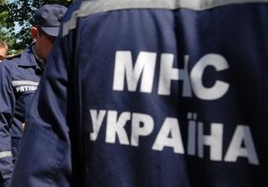 Во дворе нотариуса в центре Ровно произошел взрыв