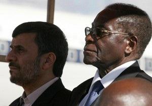 СМИ узнали о секретной сделке между Ираном и Зимбабве