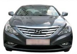 Элегантный господин. Тест-драйв Hyundai Sonata New