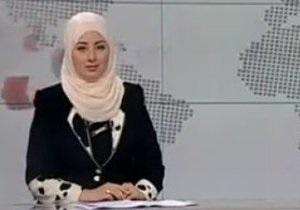 На египетском ТВ новости впервые за 50 лет зачитывала телеведущая в хиджабе