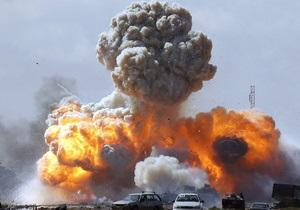 В Триполи заявили, что жертвами операции НАТО стали 718 ливийцев